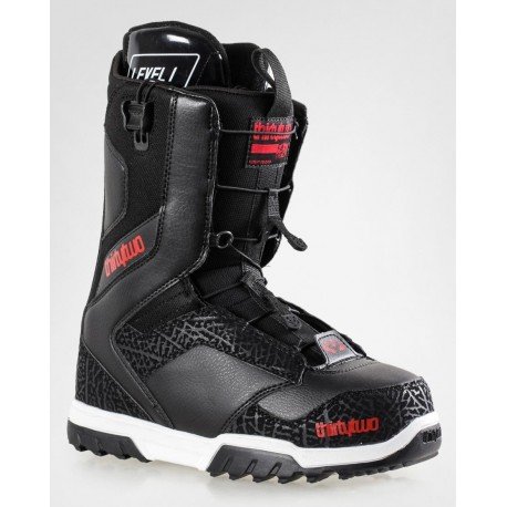 Buty snowboardowe ThirtyTwo Groomer FT (black) 14/15