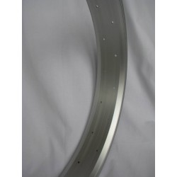 "aluminiowa obrecz 24""cale,80mm Robsson  aluminium srebrne mat"